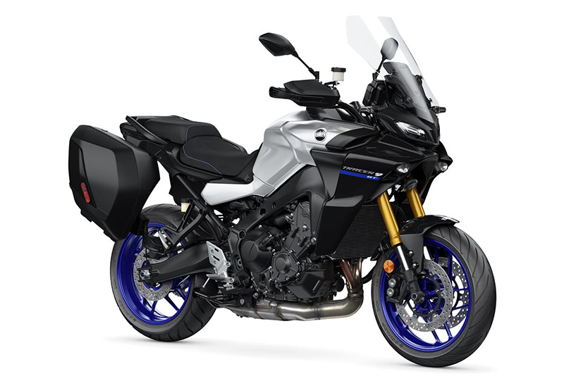 2021 Yamaha Tracer 9 GT in Waynesburg, Pennsylvania - Photo 3