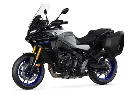 2021 Yamaha Tracer 9 GT in Waynesburg, Pennsylvania - Photo 4