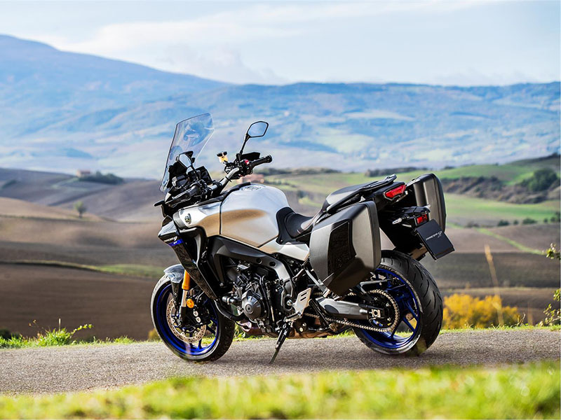 2021 Yamaha Tracer 9 GT in Berkeley, California - Photo 10