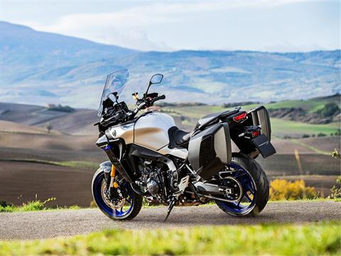 2021 Yamaha Tracer 9 GT in Waynesburg, Pennsylvania - Photo 10