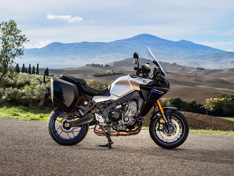 2021 Yamaha Tracer 9 GT in Zephyrhills, Florida - Photo 4