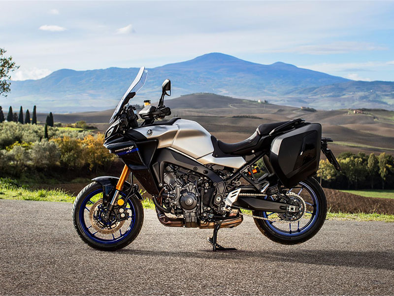 2021 Yamaha Tracer 9 GT in Goleta, California - Photo 6