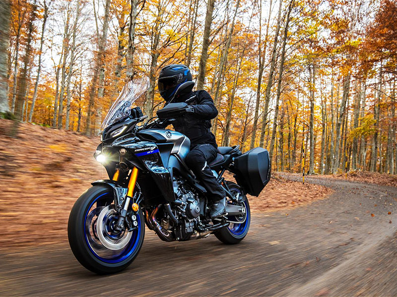 2021 Yamaha Tracer 9 GT in Port Washington, Wisconsin - Photo 8