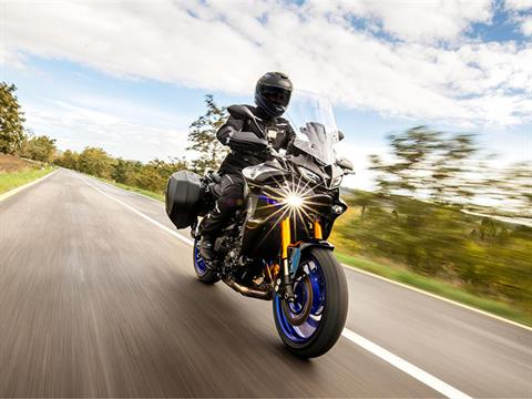 2021 Yamaha Tracer 9 GT in Spencerport, New York - Photo 9