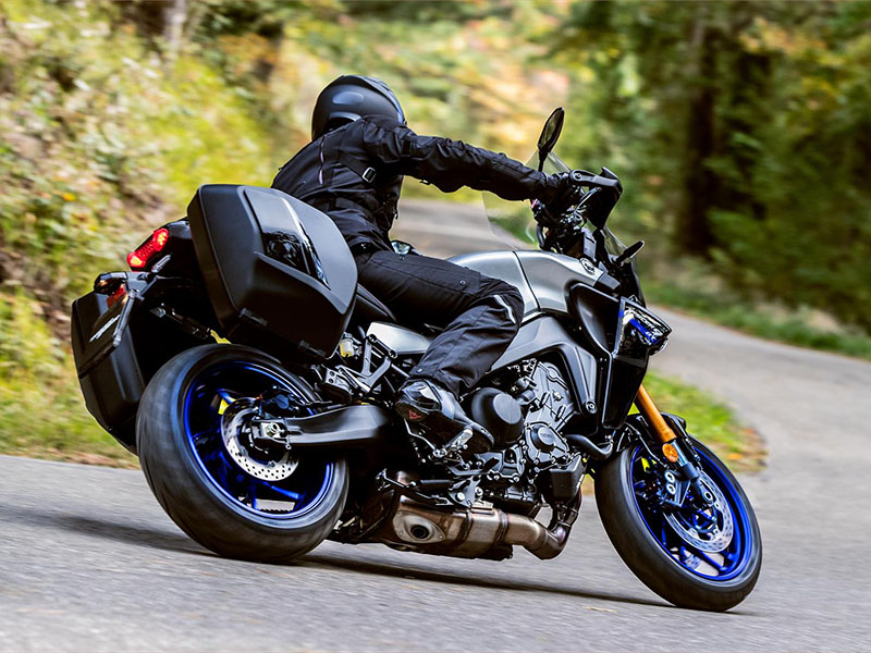 2021 Yamaha Tracer 9 GT in Port Washington, Wisconsin - Photo 11