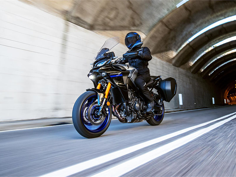2021 Yamaha Tracer 9 GT in San Marcos, California - Photo 12