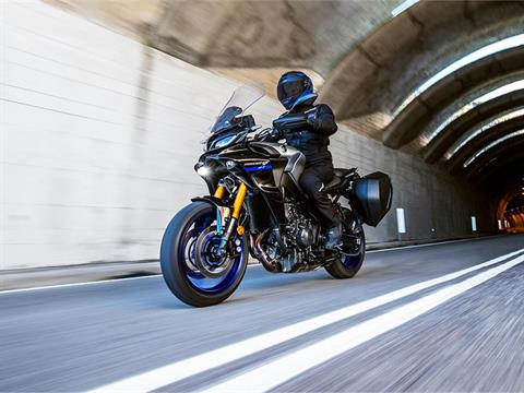 2021 Yamaha Tracer 9 GT in Spencerport, New York - Photo 12