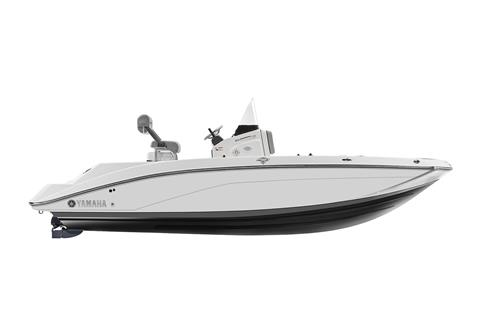 2021 Yamaha 190 FSH Deluxe in Clearwater, Florida