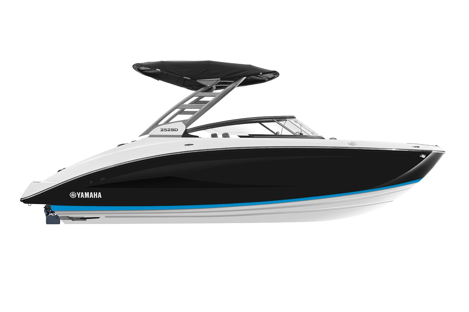 2021 Yamaha 252SD in Gulfport, Mississippi - Photo 1