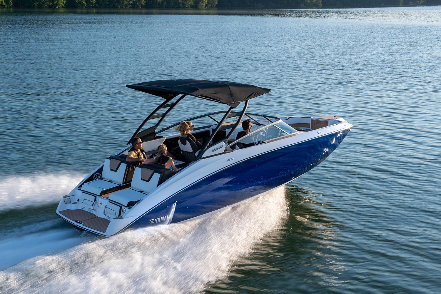 2021 Yamaha 252SD in Gulfport, Mississippi - Photo 7