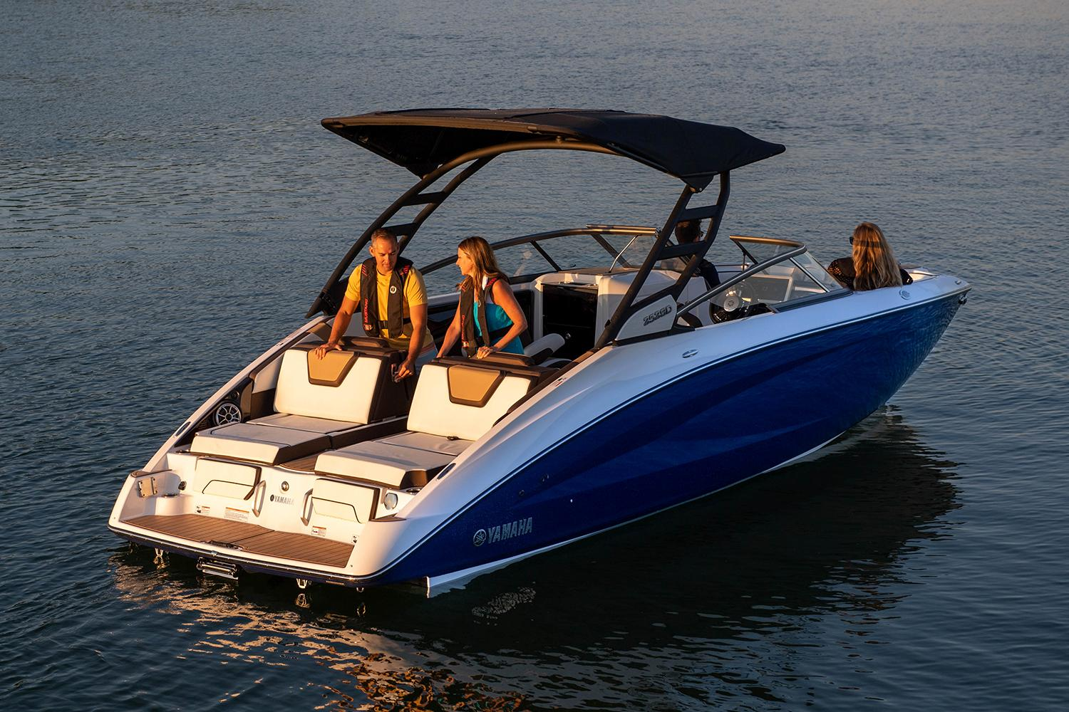 2021 Yamaha 252SD in Gulfport, Mississippi - Photo 8