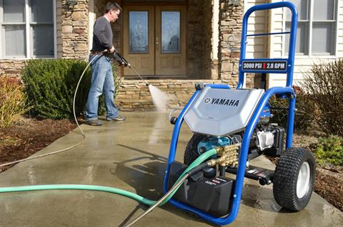2020 Yamaha PW3028N Pressure Washer in Antigo, Wisconsin - Photo 9