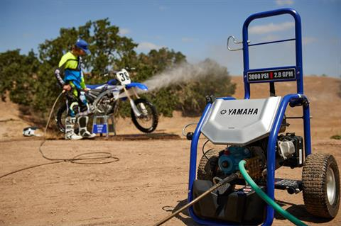 2020 Yamaha PW3028N Pressure Washer in Tamworth, New Hampshire - Photo 11