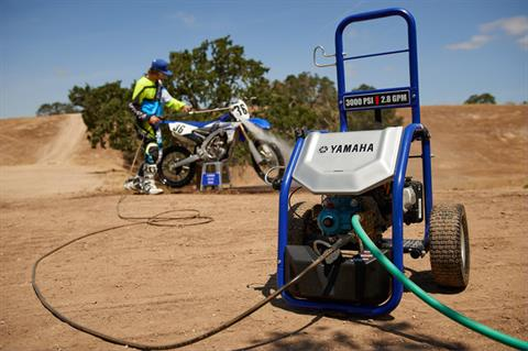 2020 Yamaha PW3028N Pressure Washer in Tamworth, New Hampshire - Photo 13