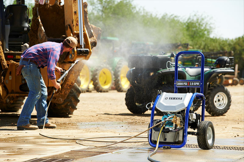 2020 Yamaha PW3028N Pressure Washer in Tulsa, Oklahoma - Photo 14