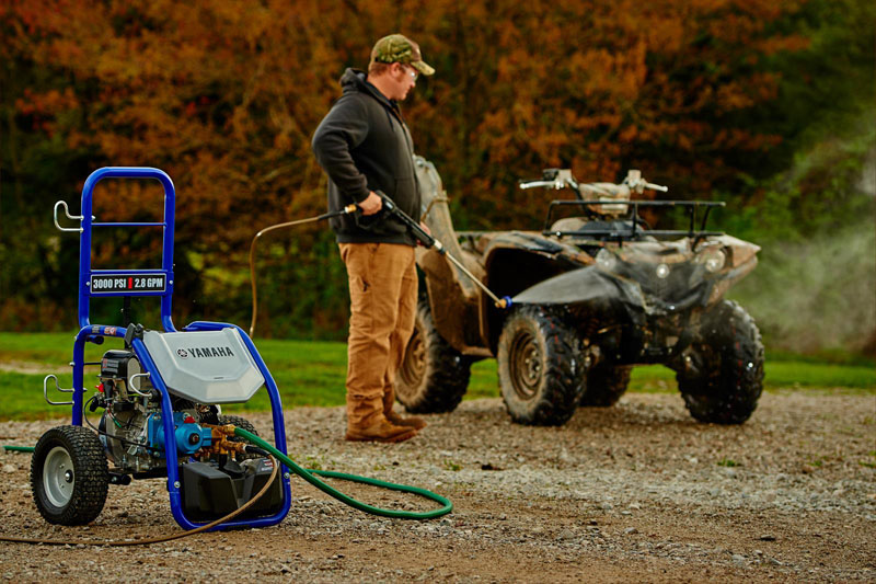2020 Yamaha PW3028N Pressure Washer in Tamworth, New Hampshire - Photo 15