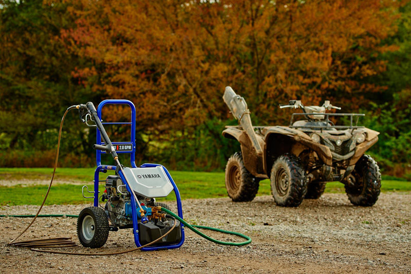 2020 Yamaha PW3028N Pressure Washer in North Little Rock, Arkansas - Photo 16