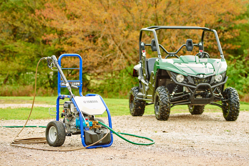 2020 Yamaha PW3028N Pressure Washer in Antigo, Wisconsin - Photo 17