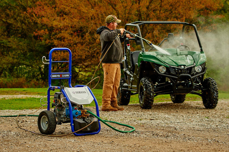 2020 Yamaha PW3028N Pressure Washer in Mazeppa, Minnesota - Photo 19
