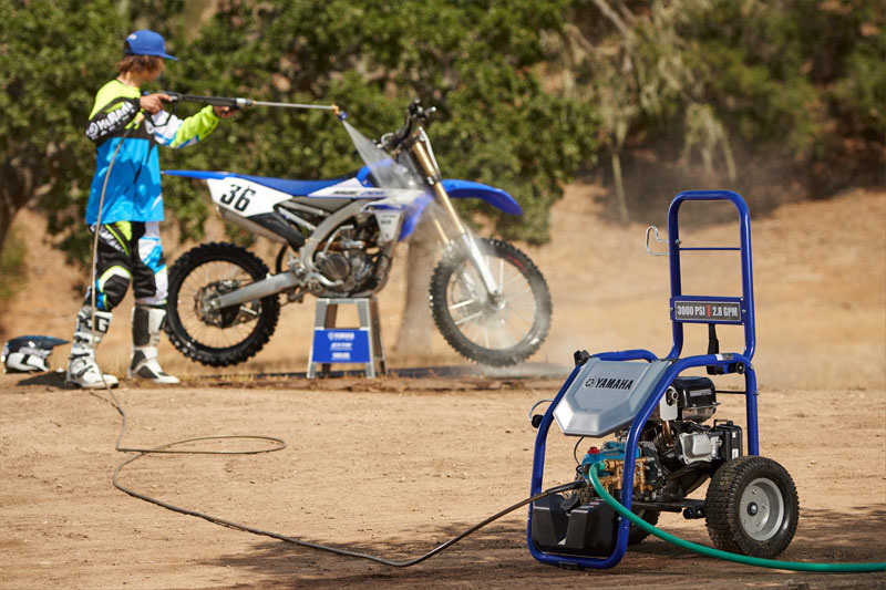 2020 Yamaha PW3028N Pressure Washer in Johnson Creek, Wisconsin - Photo 21