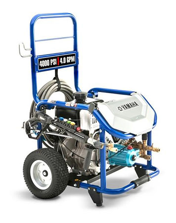 2020 Yamaha PW4040N Pressure Washer in Belvidere, Illinois
