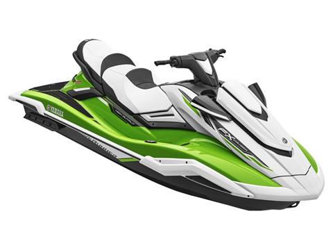 2021 Yamaha FX Cruiser HO in Hendersonville, North Carolina