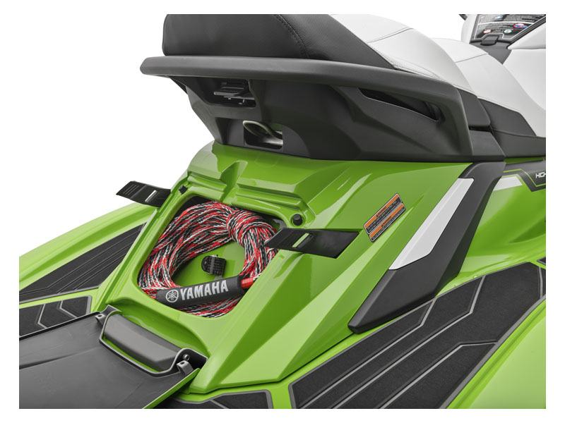 2021 Yamaha FX Cruiser HO in Danbury, Connecticut - Photo 4
