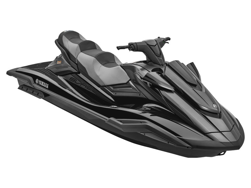 2021 Yamaha FX Cruiser SVHO in Castaic, California - Photo 1