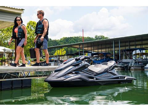 2021 Yamaha FX Cruiser SVHO in Morehead, Kentucky - Photo 9
