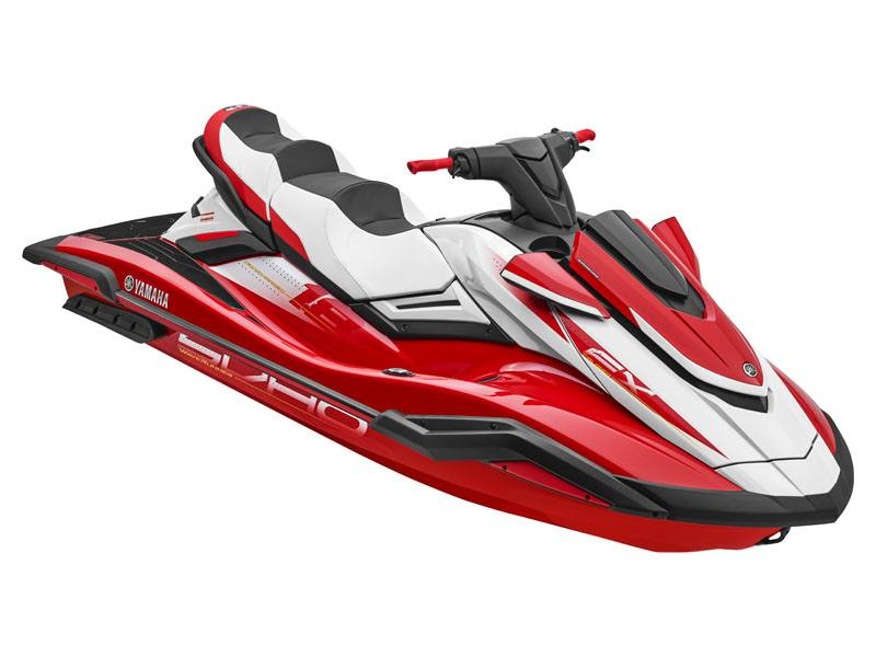 2021 Yamaha FX Cruiser SVHO in Johnson Creek, Wisconsin - Photo 1