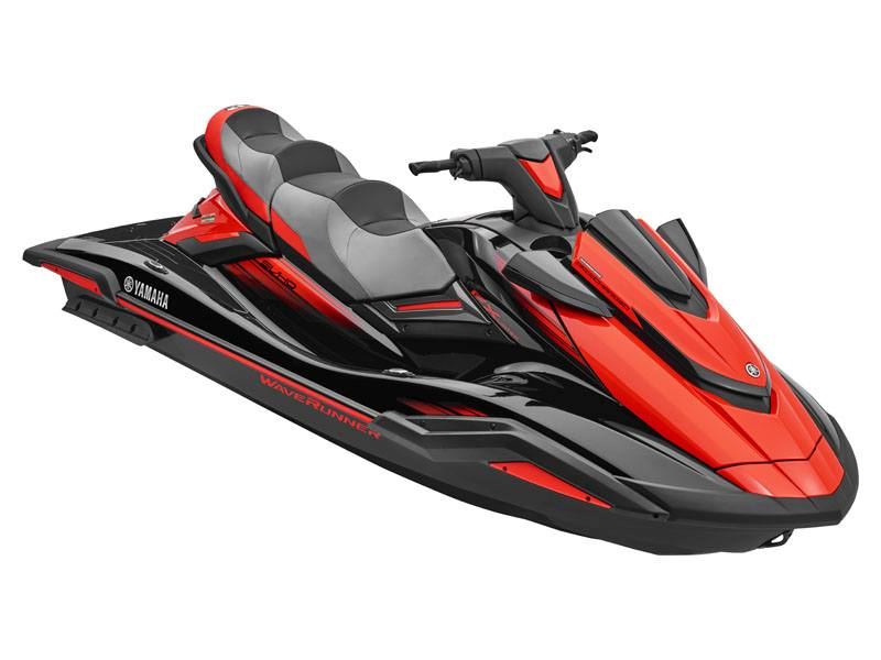 2021 Yamaha FX Limited SVHO in Gulfport, Mississippi - Photo 1