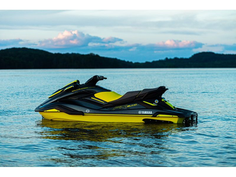 2021 Yamaha FX SVHO in Superior, Wisconsin - Photo 12