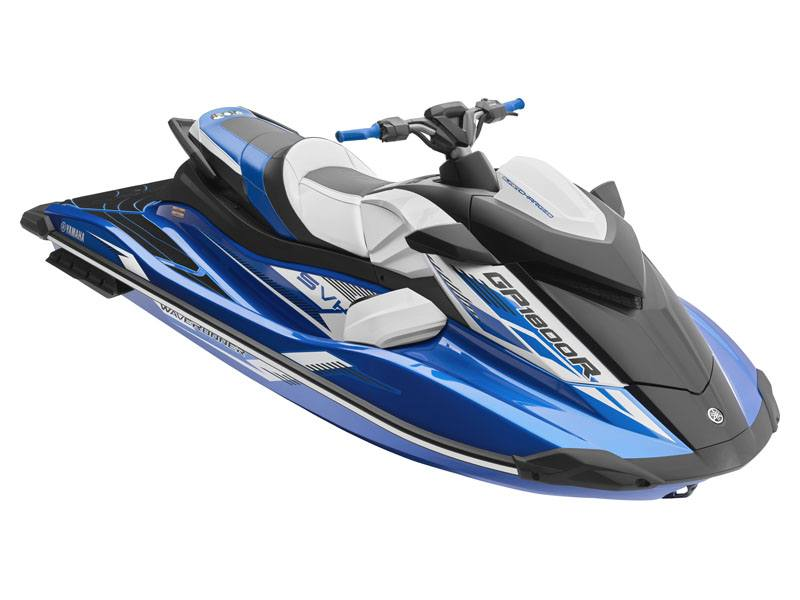 2021 Yamaha GP1800R SVHO with Audio in Merced, California - Photo 1