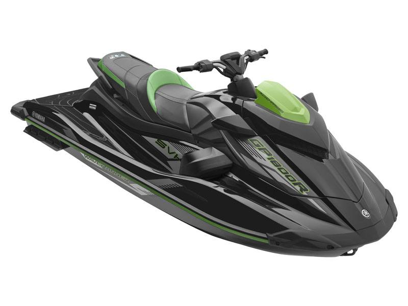 2021 Yamaha GP1800R SVHO with Audio in Bellevue, Washington - Photo 1