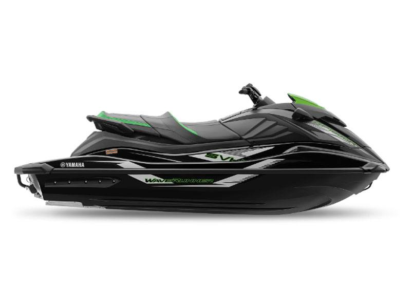 2021 Yamaha GP1800R SVHO with Audio in Monroe, Michigan - Photo 2