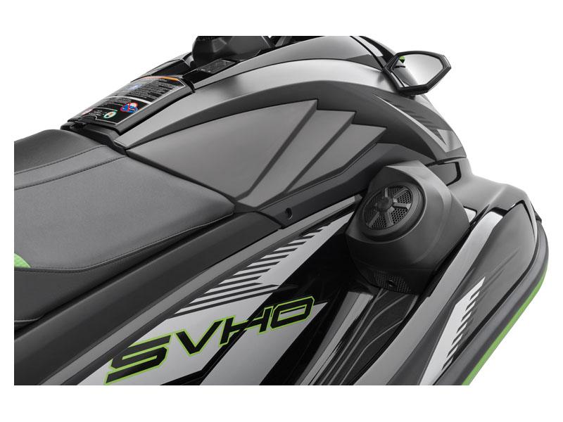 2021 Yamaha GP1800R SVHO with Audio in Bellevue, Washington - Photo 5