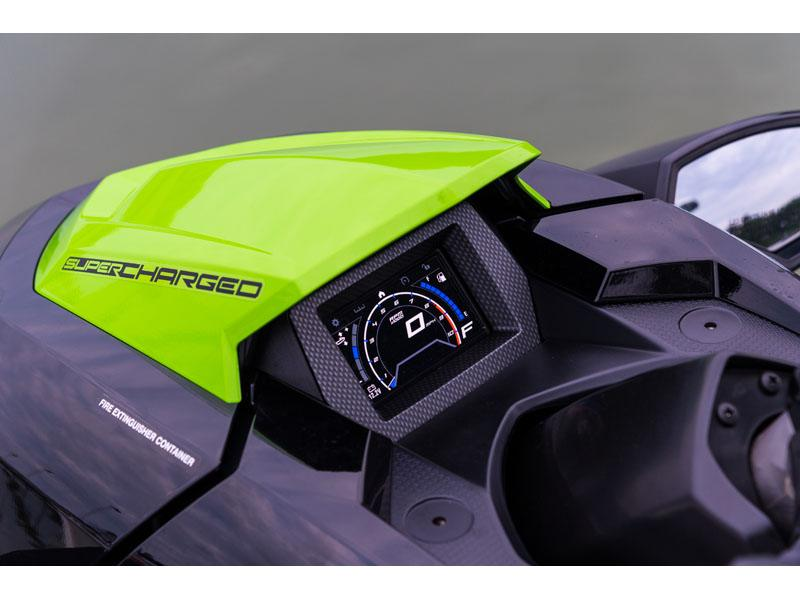 2021 Yamaha GP1800R SVHO with Audio in Hickory, North Carolina - Photo 11
