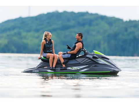 2021 Yamaha GP1800R SVHO with Audio in Monroe, Michigan - Photo 12