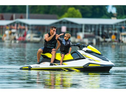 2021 Yamaha VX in Port Washington, Wisconsin - Photo 3