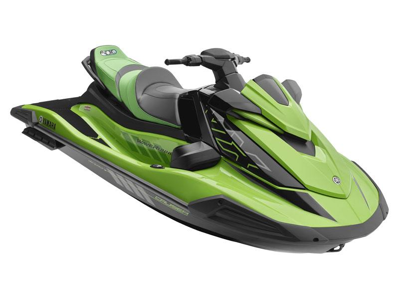 2021 Yamaha VX Cruiser HO with Audio in Morehead, Kentucky - Photo 1