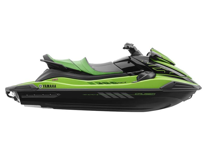 2021 Yamaha VX Cruiser HO with Audio in Morehead, Kentucky - Photo 2
