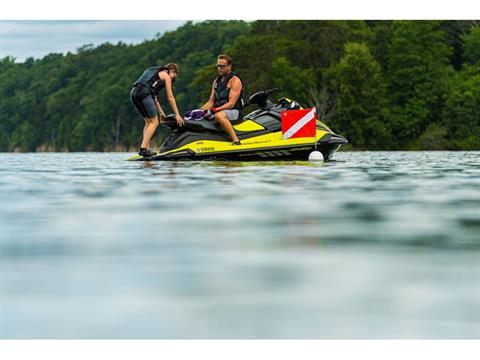 2021 Yamaha VX Cruiser HO with Audio in Morehead, Kentucky - Photo 7