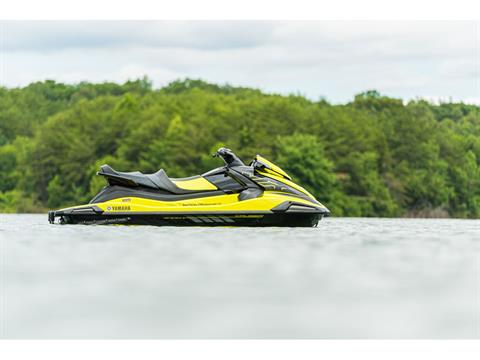 2021 Yamaha VX Cruiser HO with Audio in Coloma, Michigan - Photo 11