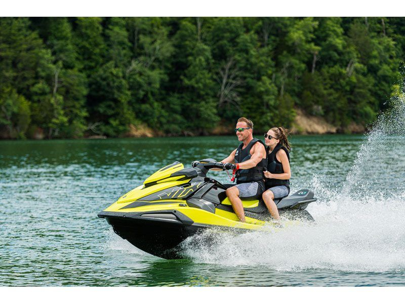 2021 Yamaha VX Cruiser HO with Audio in Johnson Creek, Wisconsin - Photo 14