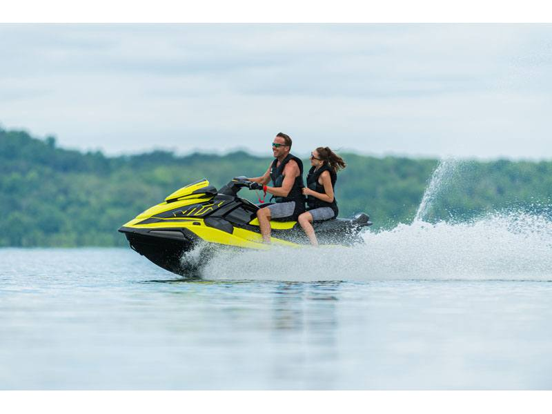 2021 Yamaha VX Cruiser HO with Audio in Johnson Creek, Wisconsin - Photo 15