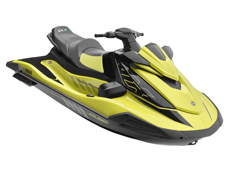 2021 Yamaha VX Cruiser HO with Audio in Coloma, Michigan - Photo 1
