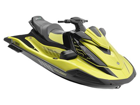 2021 Yamaha VX Cruiser HO with Audio in Zephyrhills, Florida - Photo 1