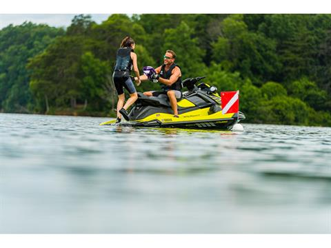 2021 Yamaha VX Cruiser HO with Audio in Coloma, Michigan - Photo 8