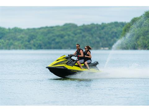 2021 Yamaha VX Cruiser HO with Audio in Coloma, Michigan - Photo 16