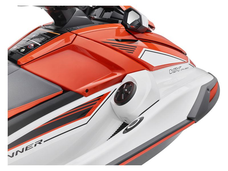 2021 Yamaha VX Cruiser with Audio in Coloma, Michigan - Photo 2